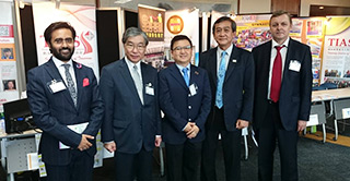 ACIG Group of Companies Takes Part in ESCAP International Activities